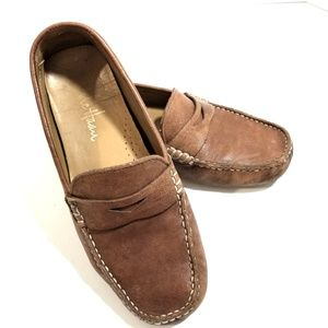 Cole Haan Trillby Driver Penny Loafers